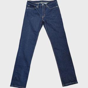 Levi's 511 Slim Fit Denim Jeans 32 x 34